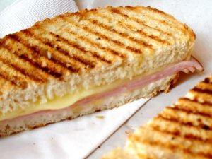 ' CROQUE MONSIEUR FOODTRUCK