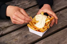 ' DE FRIET FOODTRUCK