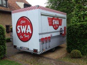 ' Chez SWA on tour