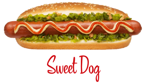 Sweet Dog hotdog