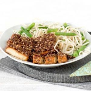 Tofu blok