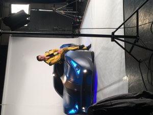 Animatie Presentatie Jeremy Vandoorne (Xavier uit ROX)