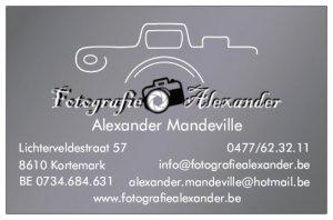 ' Fotografie Alexander