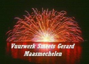 ' Vuurwerk Gerard Smeets