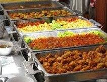 Indisch buffet