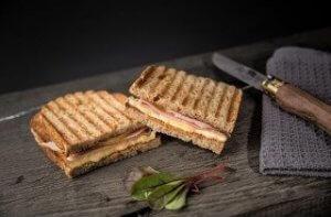 ' CROQUE MONSIEUR FOODTRUCK