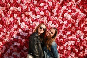 ' Bloemenmuur en bloemenboog verhuur – Flower Event