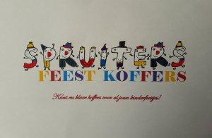 ' Spruiters feestkoffers