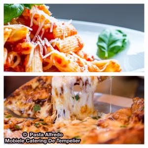 Pasta – Pizza Alfredo & Frituuraanhuis.be