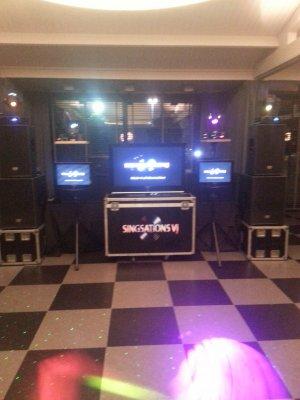 ' Singsations vj & karaoke