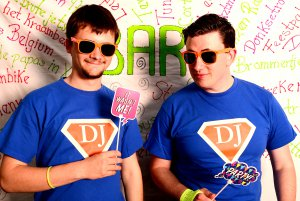 ' SUPERHEROES DJ TEAM